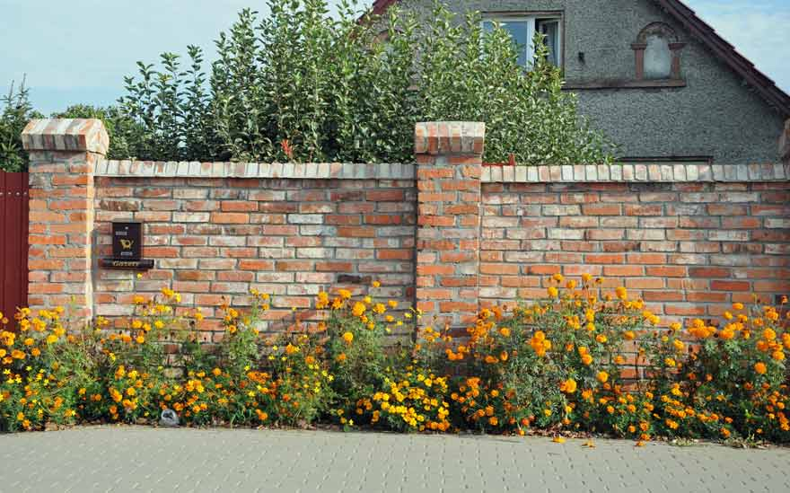 mauer | old + antique, Gartenarbeit ideen