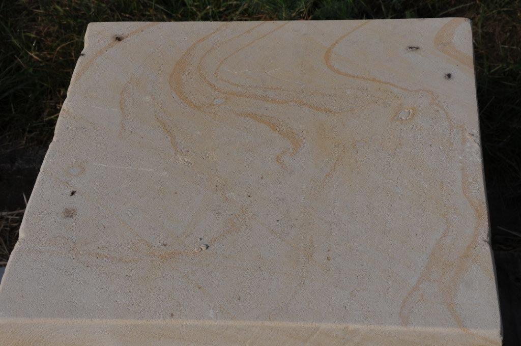 sandsteinplatten 80x80cm